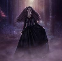 The Queen Of Forest by Feast-DigitalArt