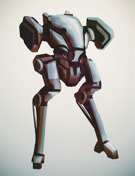 Mech Scout by JosiahReeves
