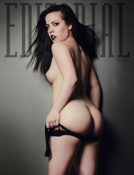 Editorial Magazine Cover February 2015 by michaelaaronphoto