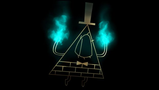 Bill Cipher by tried2
