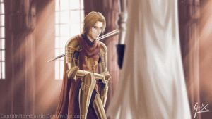 Ser Jaime of the Kingsguard - Game of Thrones by CaptainBombastic