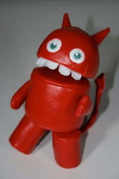 red snap demon by curster