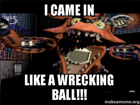 Wrecking Ball by VilifyExile