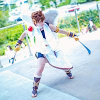 Kid Icarus: The Fight Is On! by ellehcore
