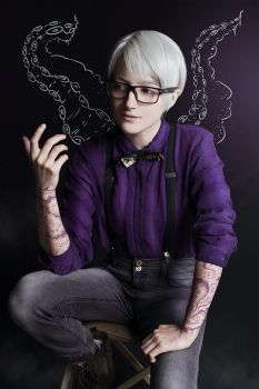 Night Vale cosplay project - 1 by Dokura-chan