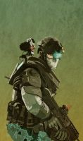 Ghost Recon Future Soldier by Mik4g