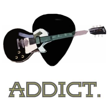 guitar addict by n0fxk1d