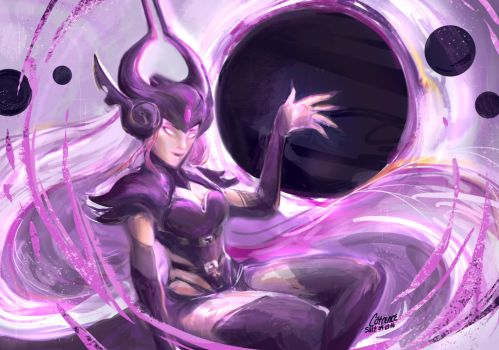 syndra by saltedclarity