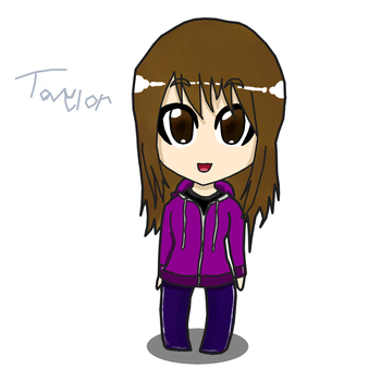Taylor. by Imposterchan