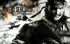 MGS Peace Walker Wallpaper 2 by CrossDominatriX5