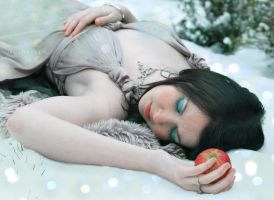the death of snow white by musemoose