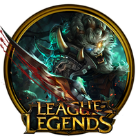 Rengar Dock Icon by OutlawNinja