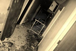 Location Shoot 11 (Zombie Apocalypse) by Panic-Productions