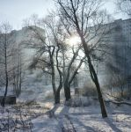 Morning sun by starykocur