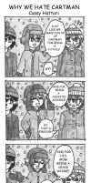 [South Park] Why we hate Cartman by Cassyhattori63