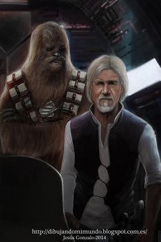 Han solo episodio 7 Final by padraven