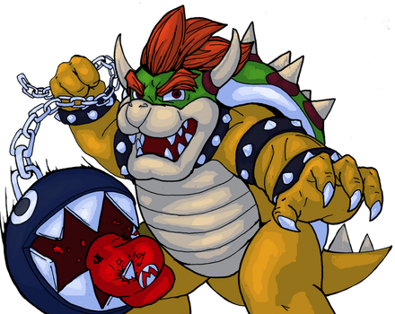Bowser by OutlawTornDOA