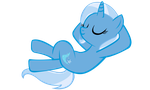 Trixie chilling by sofunnyguy