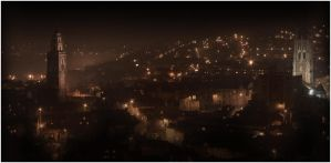 Night View again by psychodelic-candy
