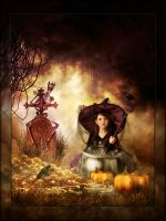 Double Double Toil and Trouble by brandrificus