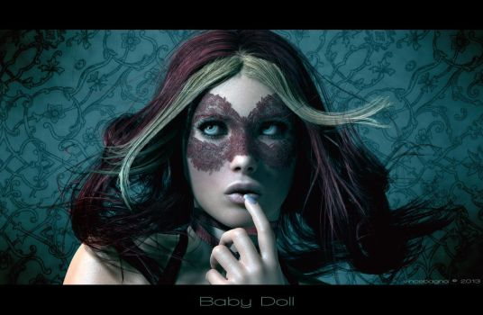 Baby Doll by vincebagna