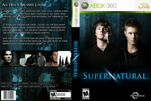 Supernatural - The video game by thatfilmgirl