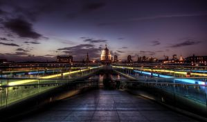 A View from a Bridge by OPrwtos