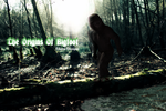The Origins Of Bigfoot by EthericDezigns