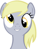Derpy Hooves Vector by craftybrony