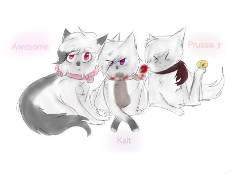 My children uvu (ask them~) by Ask2p-Ivypool