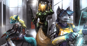 The Armory by Zucca-Xerfantes