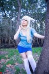 Fionna (Adventure Time)  - Out in the Woods by curiosityorarrogance