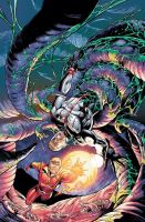Legion Issue 3 cover final by Cinar