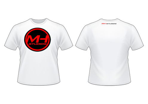MH STUDIOS T-SHIRT SAMPLE by icemaxx1