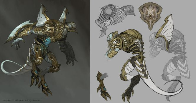 1603 Labyrinth Monster by alswns3421