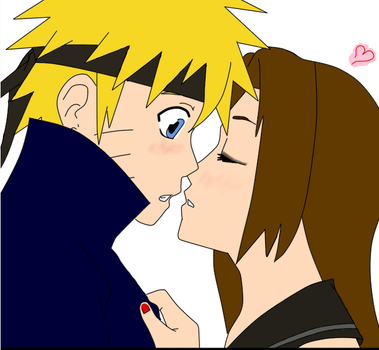 Me and Naruto by milefontes