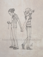 The Last of Us: Left Behind by friedChicken365