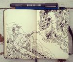 Of Monsters and Men by 365-DaysOfDoodles