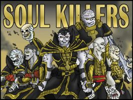 Soul killers honor by TeaDarkA