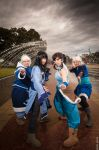 Avatar: Legend of Korra - Water Tribe by I-Artemis-I