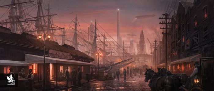 The Order 1886-Sydney by atomhawk
