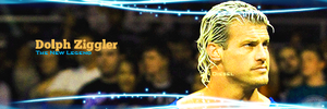 Dolph Ziggler Sig by XRew7