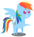 Bbbff Rainbow Dash by Scourge707