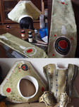 Currently working on - Seth Nightroad Cosplay - 1 by Ririkou