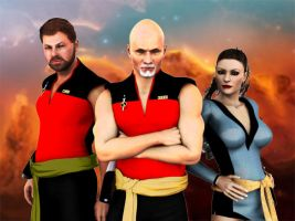 Command Crew by NVent3d