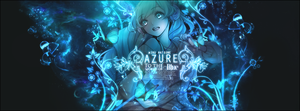 Azure ~The world of blue~ by SeventhTale