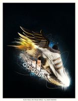 Collab: Adidas, The one by felipemaa