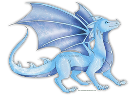DQ Dragons: Forta by NutkaseCreates