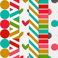I Loved Today Large Patterns by harperfinch