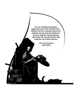 Death Is Not Cruel, Merely Terribly Effective by Inkthinker
